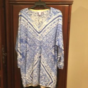 Lilly Pulitzer size M/L sweater